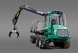 GREMO-Forwarder 1050F