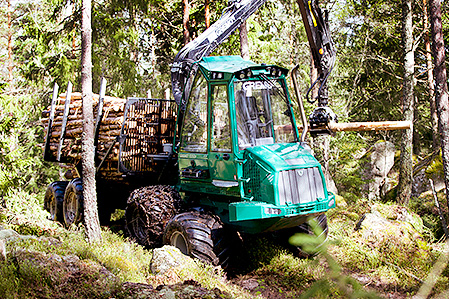 Forwarder 1050F4